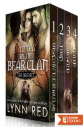 Shared by the Bear Clan: Box Set (Paranormal Alpha Werebear Romance)
