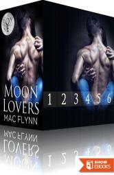 Moon Lovers Box Set (BBW Werewolf Romance)
