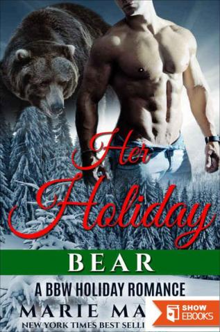 Her Holiday Bear (A BBW Paranormal Christmas Romance)