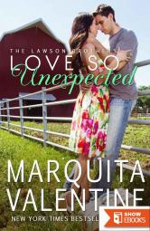 Love So Unexpected (The Lawson Brothers 6)