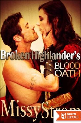 Broken Highlander's Blood Oath