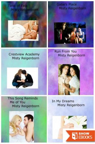 Misty Reigenborn Romance Boxed Set