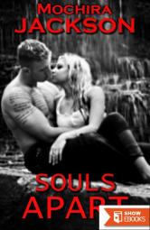 Souls Apart (Book 1 in the Lost Souls Trilogy)