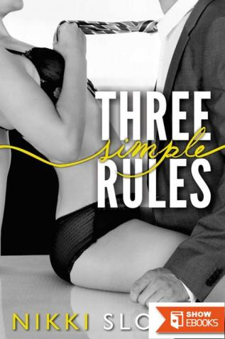 Three Simple Rules (The Blindfold Club #1)