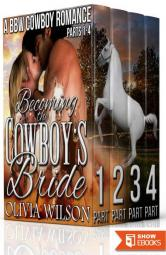 Becoming The Cowboy's Bride: Boxset 1-4