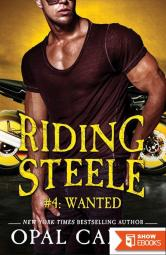 Riding Steele: Wanted