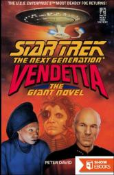 Star Trek: The Next Generation – 018 – Vendetta