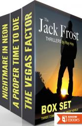 The Jack Frost Box Set