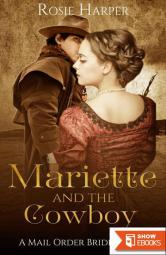 Mariette And The Cowboy (Western Night Series 2)