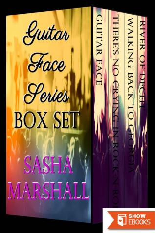 Guitar Face Series Box Set: Books 1-4