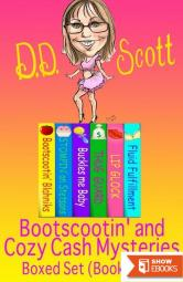 Bootscootin' and Cozy Cash Mysteries Boxed Set (Books 1-6)