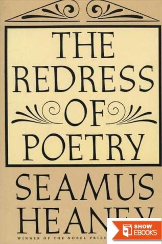 The Redress of Poetry – Ebook