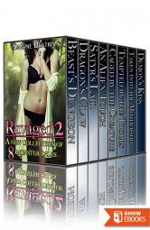Ravaged 2: A Monster Box Set of 8 Erotic Tales