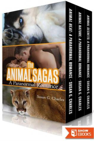 Animal Nature: A Gray Wolf Pack Paranormal Romance (The Animal Sagas – Thrown to the Wolves Book 2)
