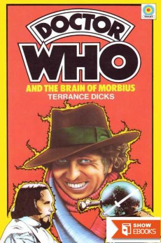 Doctor Who – Target Novelisations – 007 – The Brain of Morbius