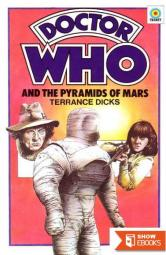 Doctor Who – Target Novelisations – 050 – The Pyramids of Mars