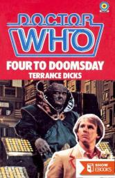 Doctor Who – Target Novelisations – 077 – Four to Doomsday