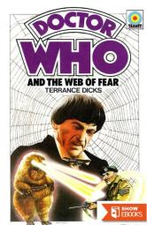 Doctor Who – Target Novelisations – 072 – The Web of Fear