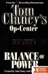 Tom Clancy's Op-center Balance of Power