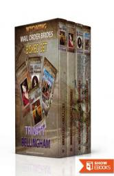 Wyoming Mail Order Brides Boxed Set 1- 4