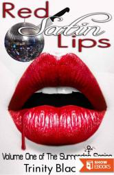 Red Satin Lips