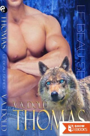 THOMAS: Le Beau Brothers – New Orleans Billionaire Wolf Shifters with plus sized BBW for mates (Le Beau Series Book 4)
