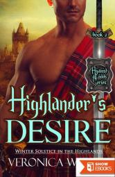 Highlander's Desire: Winter Solestice (Against All Odds Series 2)