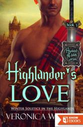 Highlander's Love: Winter Solestice (Against All Odds Series 3)