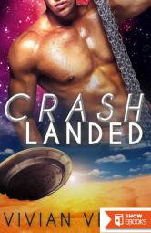 Crash Landed (Sci-Fi Alien Romance)
