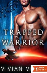 Trapped With The Warrior (Warriors of Raspharion 2)