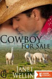 COWBOY FOR SALE–A Second-Chances Spicy Romance