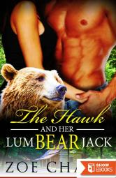The Hawk and Her LumBEARjack: BBW Paranormal Bear Shifter Romance